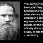 Leo Tolstoy War And Peace Quotes Tumblr