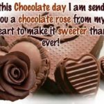 Lines For Chocolate Day Pinterest