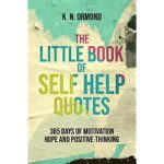 Little Book Of Positive Quotes Pinterest