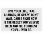 Live A Little Quotes Pinterest