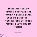 Love U Bestie Quotes Facebook