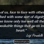 Luigi Pirandello Quotes Facebook