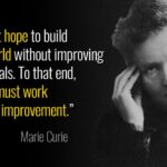 Madame Curie Quotes Pinterest