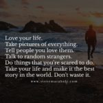 Make The Most Of Life Quotes Twitter
