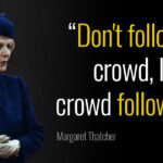 Margaret Thatcher Famous Quotes Facebook