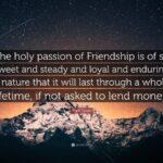 Mark Twain Friendship Quotes