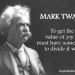 Mark Twain Happiness Quote Twitter