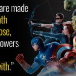 Marvel Comics Quotes