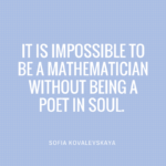 Maths Quotes By Famous Mathematicians Pinterest