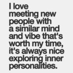 Meeting New People Quotes Pinterest