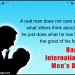 Men's Day Wishes Facebook