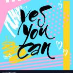Message Positive Motivation