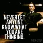 Michael Corleone Quotes Pinterest