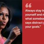 Michelle Obama Inspirational Quotes Tumblr