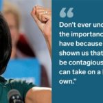 Michelle Obama Quotes On Women