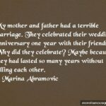 Mom Dad Marriage Anniversary Quotes Pinterest