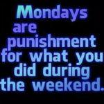 Monday Funny Status Pinterest