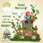 Monday Greetings Quotes Pinterest