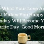 Monday Morning Wishes With Quotes Twitter
