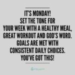 Monday Motivation Weight Loss