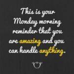 Monday Motivational Message Facebook