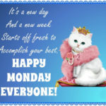 Monday Wishes Messages Facebook