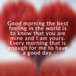 Morning Quotes For Her Twitter