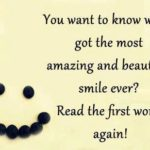 Most Beautiful Smile Quotes
