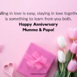 Mother Father Anniversary Quotes Tumblr