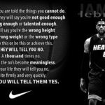 Motivational Quotes For Athletes Basketball Twitter