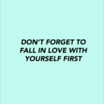 Motivational Things To Say To Yourself Tumblr