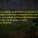 My Best Friend Soulmate Quotes Twitter