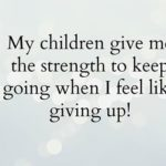 My Son Gives Me Strength Quotes Facebook