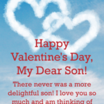 My Son Is My Valentine Quotes