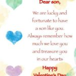 My Son Is My Valentine Quotes Pinterest