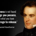 Nathaniel Hawthorne Quotes