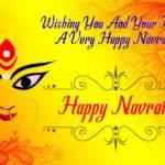 Navratri Wishes Twitter