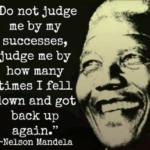 Nelson Mandela Quotes On Success