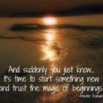 New Journey Begins Quotes Twitter