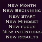 New Month Positive Quotes Pinterest