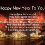 New Year Eve Wishes Quotes Pinterest
