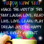 New Year Morning Wishes Pinterest