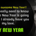 New Year Wishes For Wife Pinterest