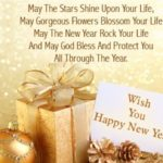New Year Wishes Messages 2019