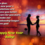 New Year Wishes To My Girlfriend Twitter