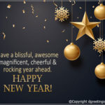 New Years Wishes Greetings Messages