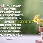 Nice Picture Messages About Life Twitter