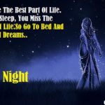 Nice Sleep Quotes Facebook
