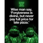 Ninja Turtle Quotes About Pizza Twitter