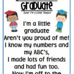 Nursery Graduation Quotes